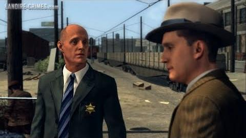 LA Noire - Walkthrough - Mission 5 - The Driver's Seat (5 Star)