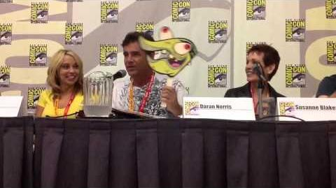 Lord Beckett/2012 ComicCon - New FOP character and more