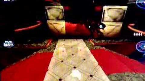 Nightclub Reflection Room Glitch