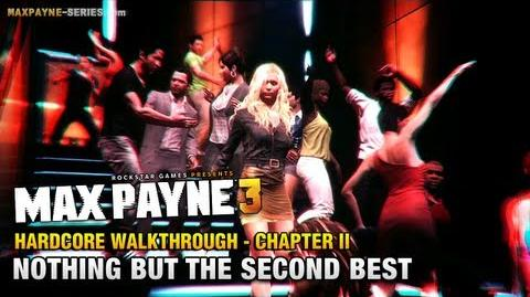 Max Payne 3 chapters