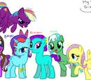 My Little Pony: Primson Gown's Ponville Adventures