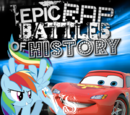 Alanomaly/Rainbow Dash vs. Lightning McQueen