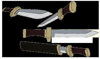 ryougi shiki weapons knife - photo #5