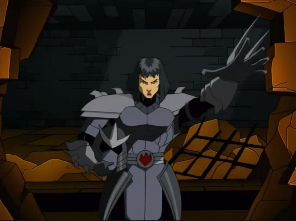 Teenage Mutant Ninja Turtles Karai Shredder