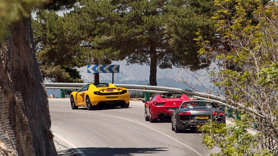 Spanish Supercar Road Trip Top Gear Wiki