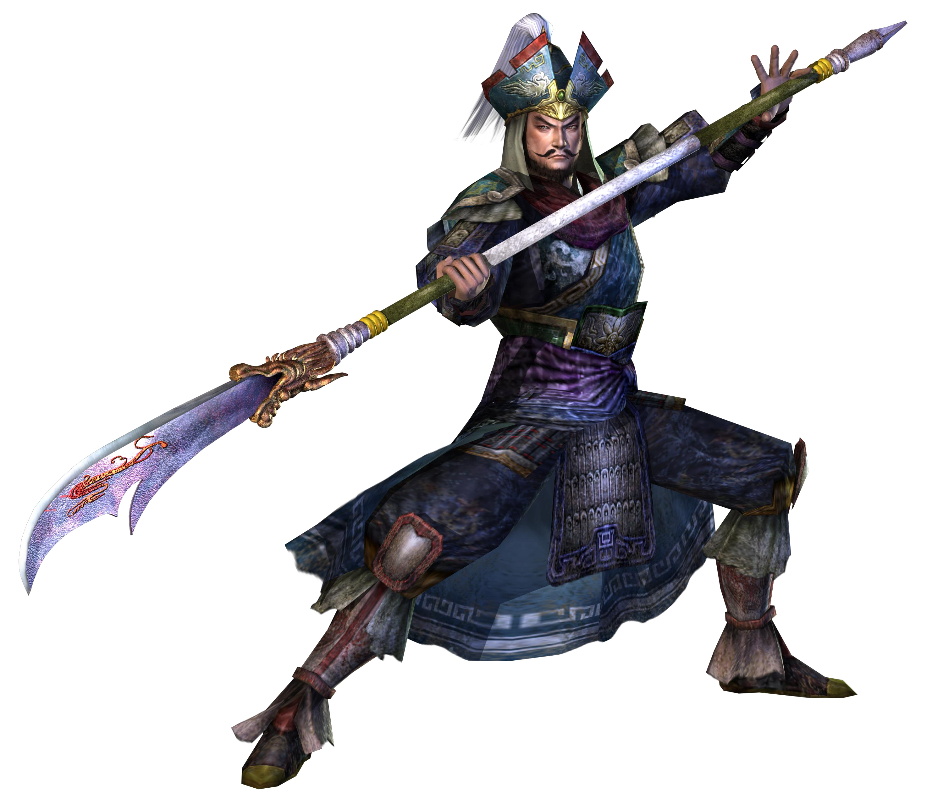 Warriors Orochi 3 Ultimate Da Ji Mystic Weapon: Zhangliao-dw5.jpg