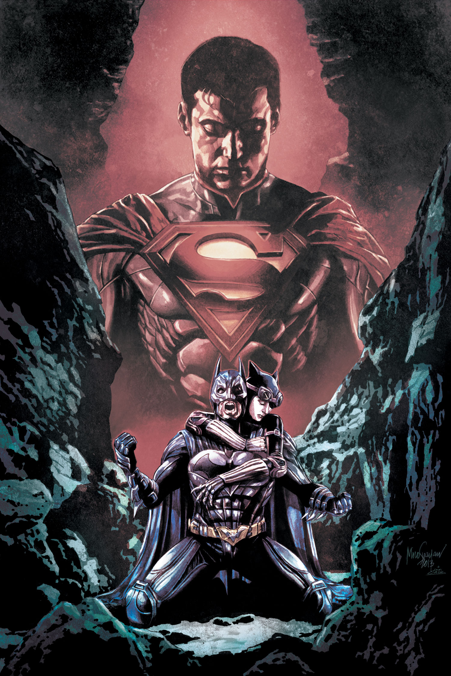 Injustice Tome 1 Injustice_Gods_Among_Us_Vol_1_6_Textless