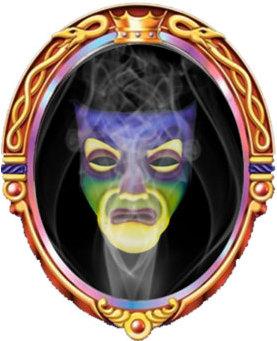 Image miroir magique wiki walt disney for Miroir magique