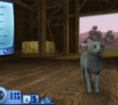 Режим создания питомца/The Sims 3