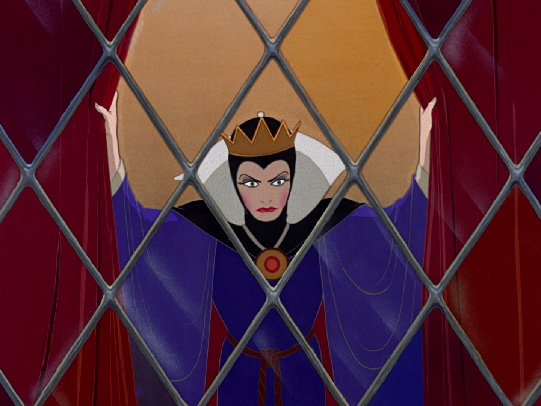 Snow white - Evil queen disney ...