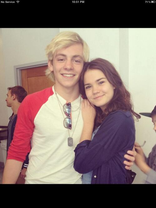 Ross lynch dating list