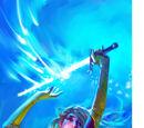 Spiritual Blade Construction