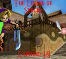 The Legend of Sergio: Capítulo 18