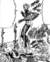 Ban knocking Meliodas down.png