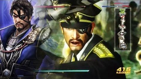 真・三國無双7 夏侯惇オリジナル衣装「関羽千里行」修羅 - Xiahou Dun DLC Gameplay - Dynasty Warriors 8