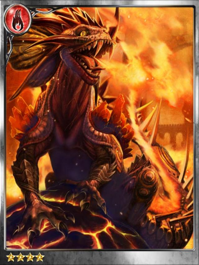 Fire salamander myth