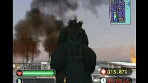 Godzilla Generations - Godzilla-USA
