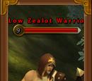 Low Zealot Warrior