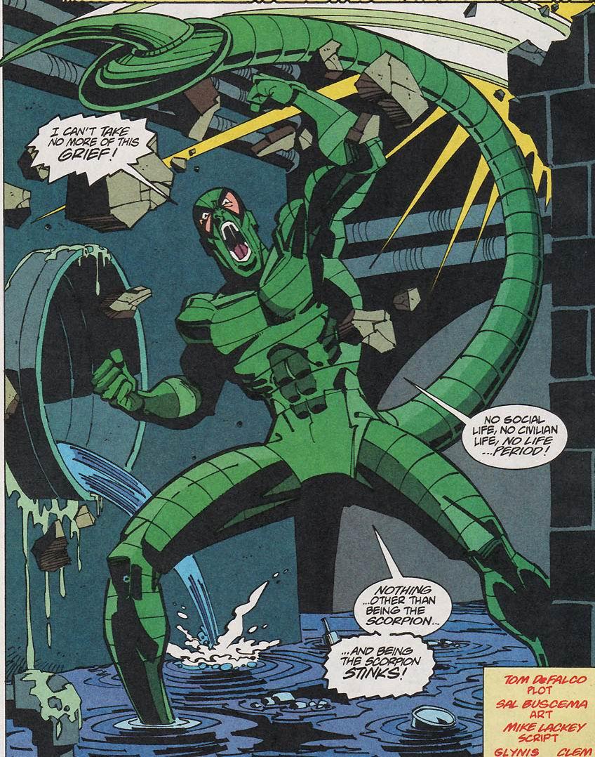 Image - Scorpion Marvel.jpg - Superpower Wiki