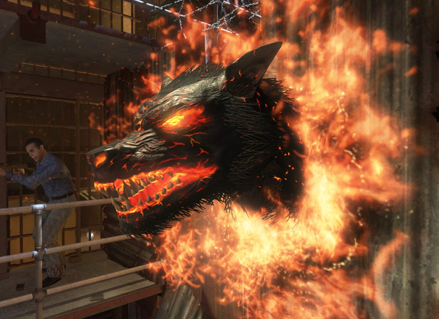 Cerberus call of duty wiki wikia - Mob of the dead pictures ...
