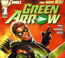 Green Arrow: The Midas Touch