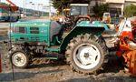 Daedong D38 MFWD (green) - 2000