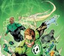 Green Lantern Corps (New Earth)/Gallery