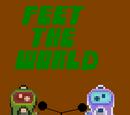 Feet the world