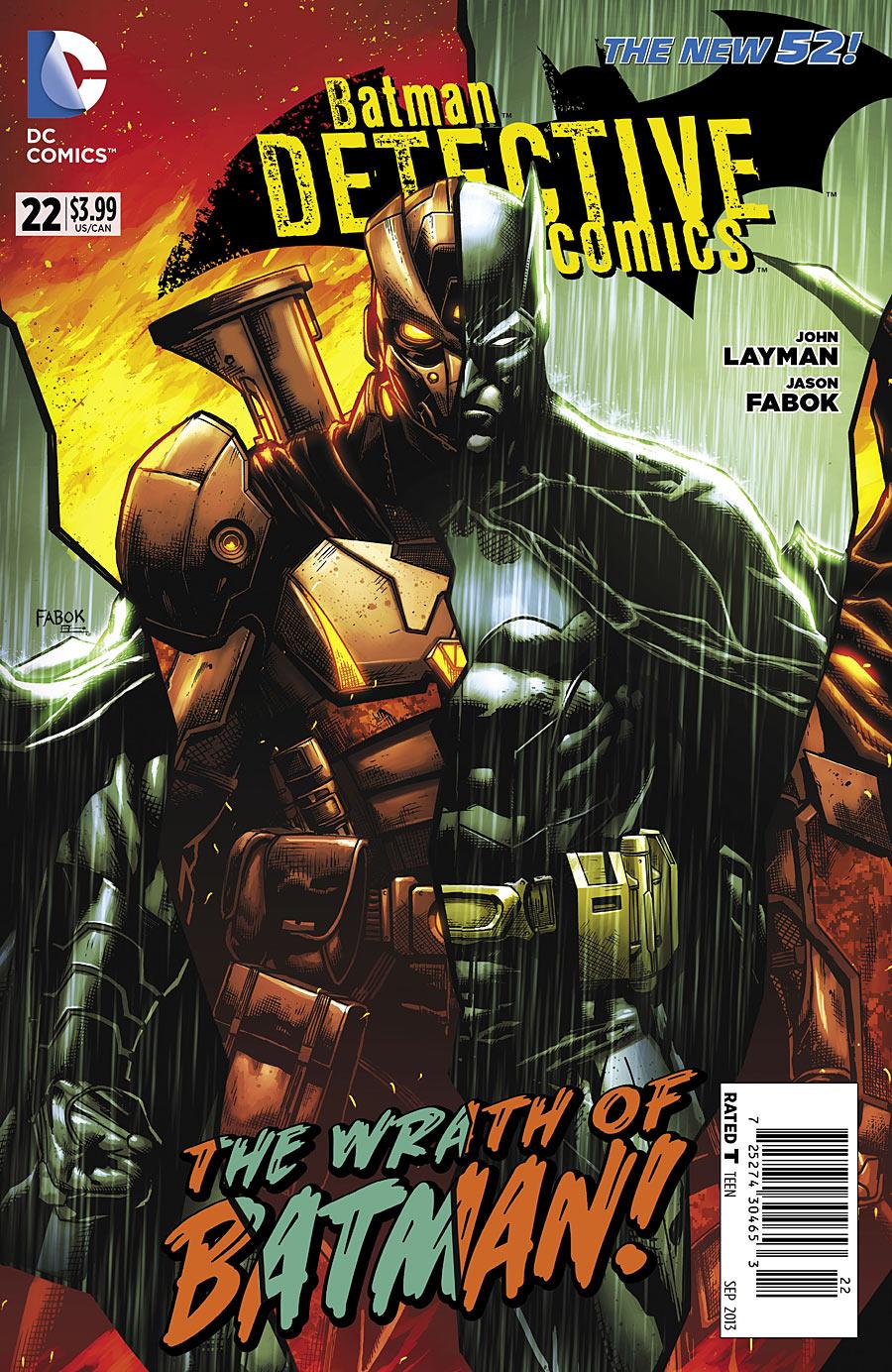 Detective Comics New 52 1-17 - The Pirate Bay