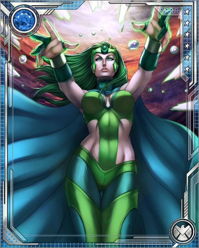 Polaris Lorna Dane Marvel