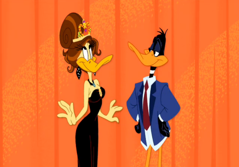 Image - Shariq.234.png... Daffy Duck And Tina Duck