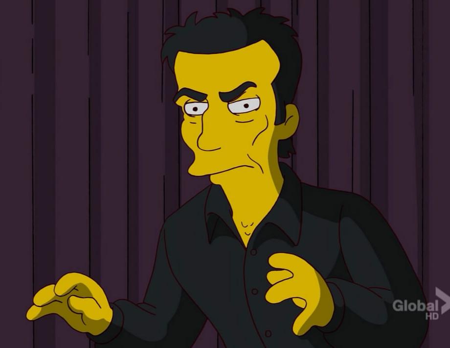 David_Copperfield_(character) on Penn Jillette