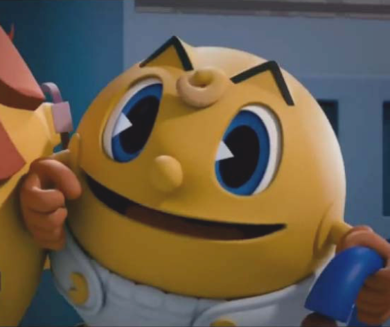 pacman ghosteroid