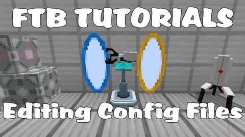 Feed The Beast Tutorials - Portal Config File-0