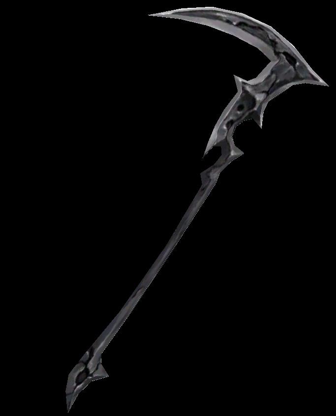 Death's Scythe (Dark Ascension) - Harry Potter Fanon Wiki