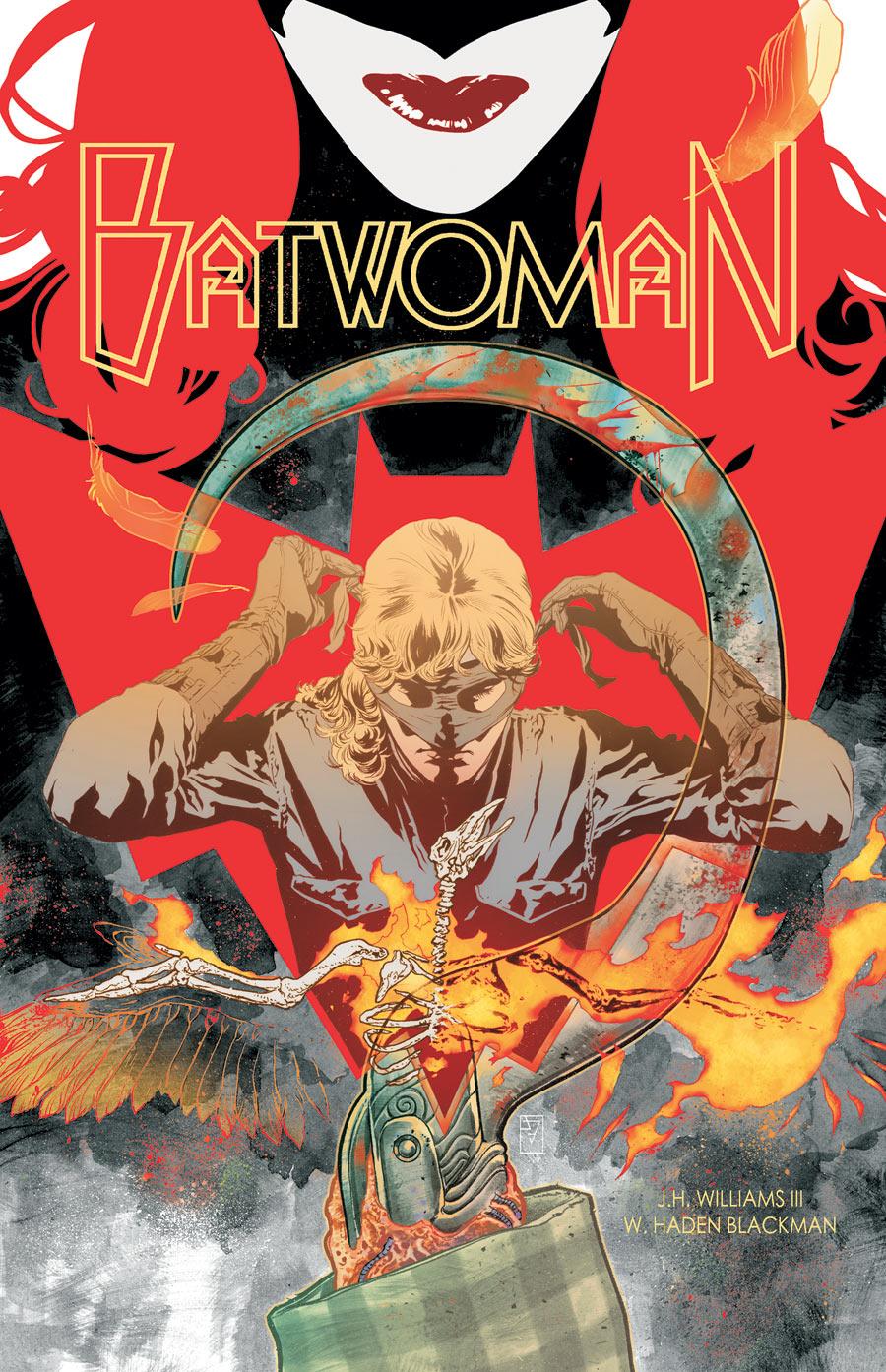 Batwoman New 52 Vol 2 File:batwoman Vol 2 4
