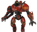 Crimson Typhoon (Action Figure) Series One