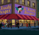 Le Krusty Burger