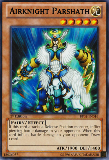 Airknight Parshath - Yu-Gi-Oh! - Wikia Airknight Parshath