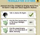Triangulation Stations - Old