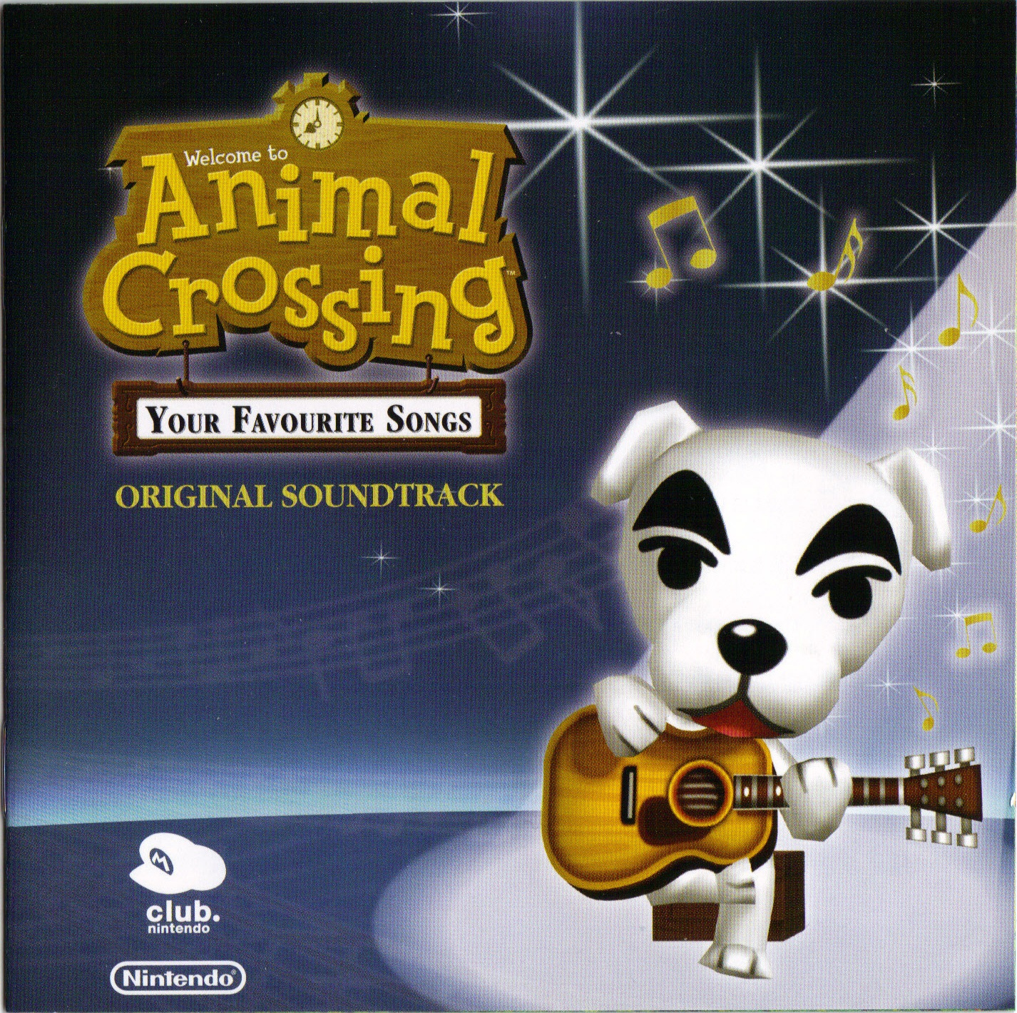 Animal Crossing: New Leaf Original Soundtrack (Game Rip ...