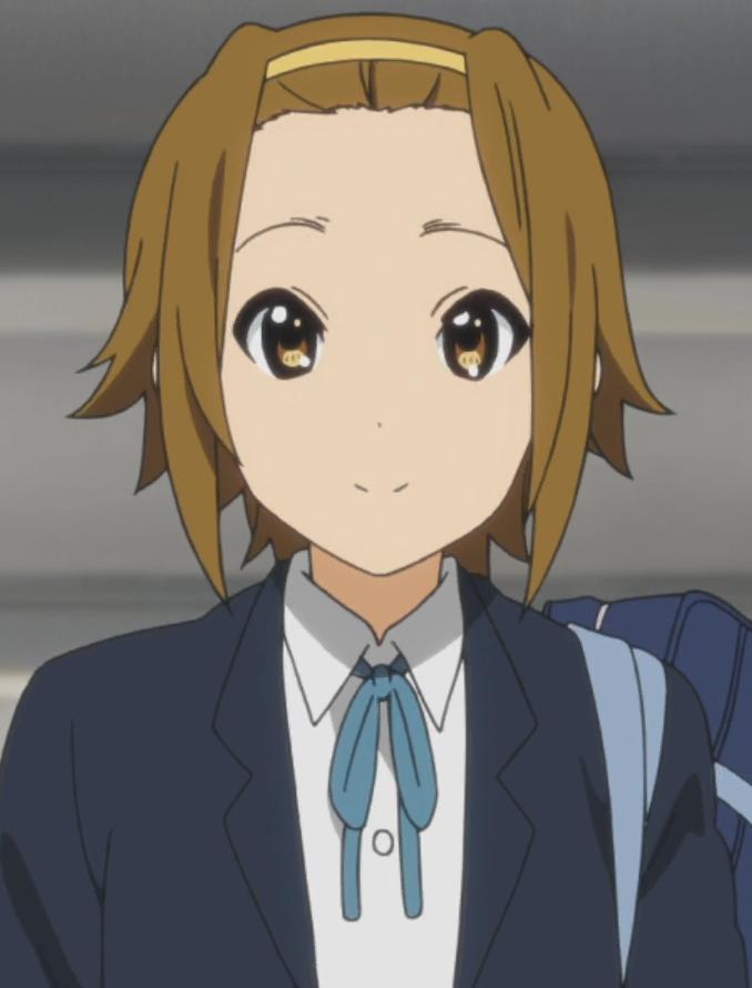Ritsu Tainaka - K-ON! Wiki