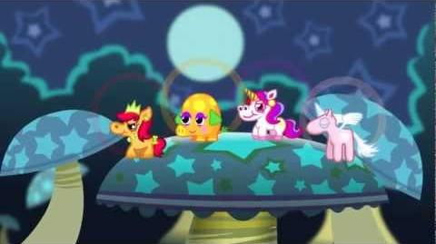 Moshi Monsters - PONIES! - Free Online Virtual Pet