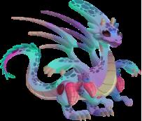 Dragón Extraterrestre