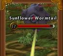 Sunflower Wormtail