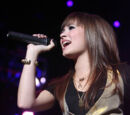Demi Live! Warm Up Tour