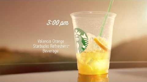 Find Refreshment All Day, All Summer at Starbucks