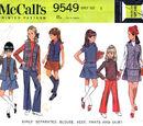 McCall's 9549 A