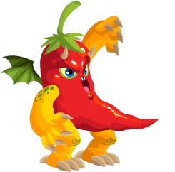 Image - Spicy Dragon 3g.png - Dragon City Wiki