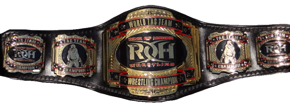 Ring Of Honor Current Champions